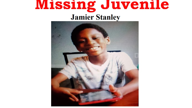 Charleston Police say a 7-year-old has been reported missing from downtown.