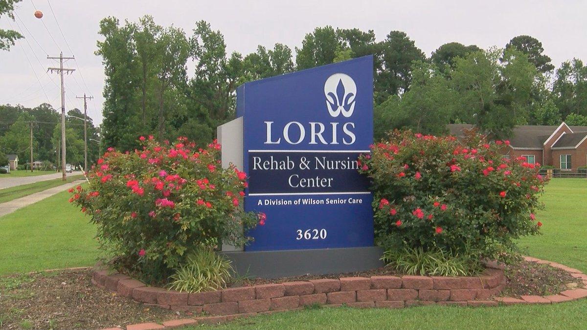 The Loris Rehab and Nursing Home on Stevens Street. (Source: WMBF News)