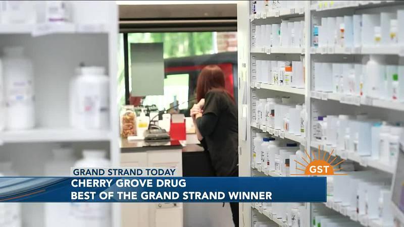 Cherry Grove Drug a Best of the Grand Strand winner