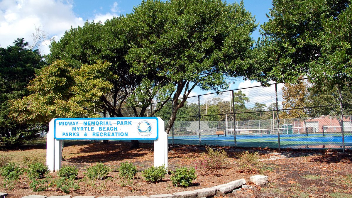 One Myrtle Beach park will soon get a 'complete makeover,' the city announced Monday.