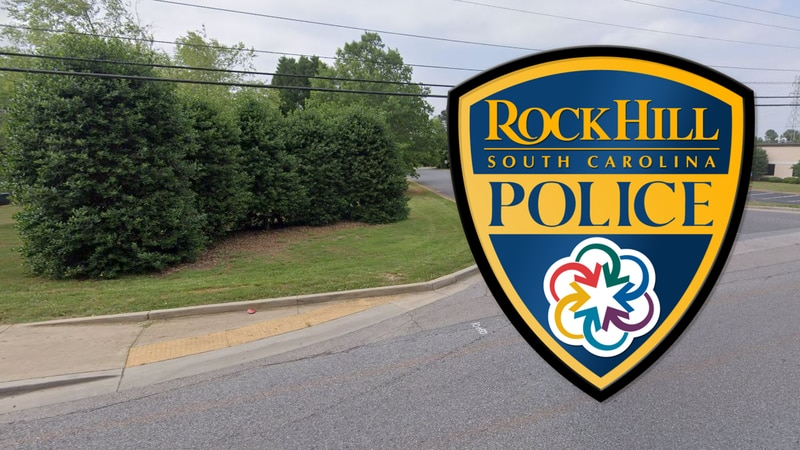 A Rock Hill mother says her daughter and niece were approached by a man who grabbed one of them...