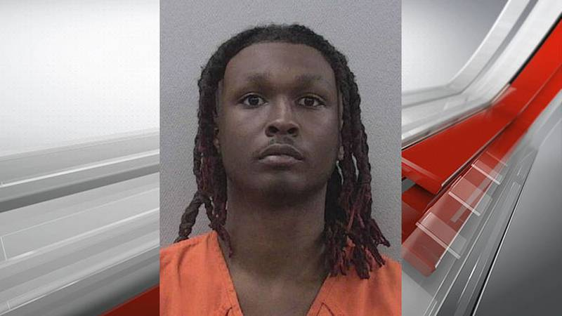 Juston Smith, 21, is accused of criminal sexual conduct with a minor.