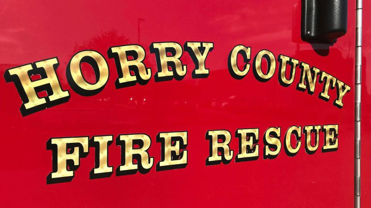 Horry County Fire Rescue (Source: HCFR Facebook page)