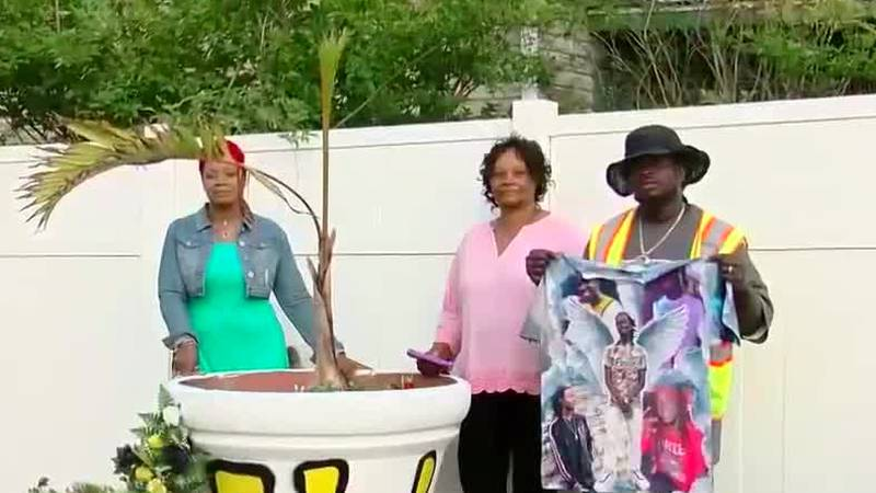 The victim's family spoke to WMBF News after attending the bond hearing. They're in shock the...