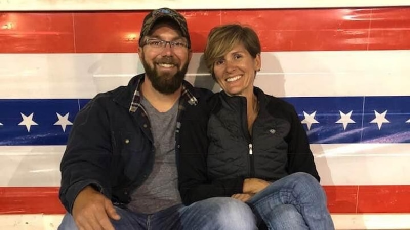 Julie and Ryan Eberly