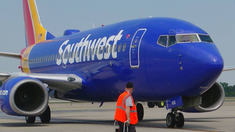 After months of anticipation, the first Southwest Airlines flight landed in Myrtle Beach. The...