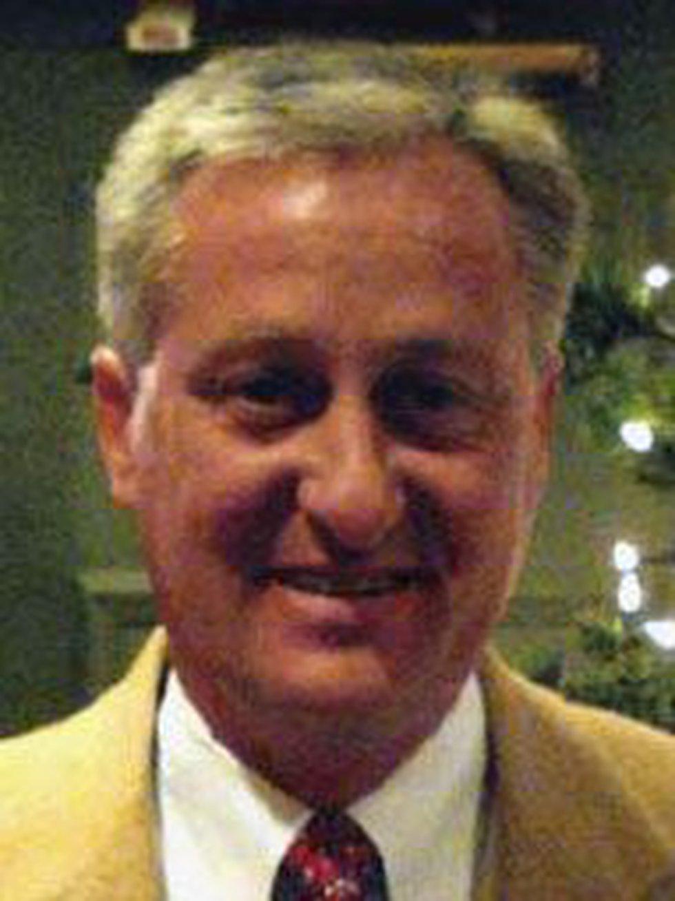 John Calvert (Photo courtesy Beaufort County Sheriff's Office)