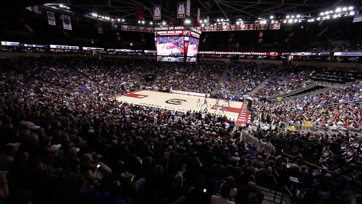 South Carolina men's basketball announces series with Georgetown