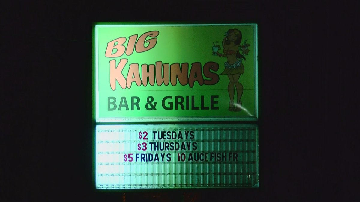 Horry County Police respond to shots fired at Big Kahunas nightclub near US 501 and SC 544....