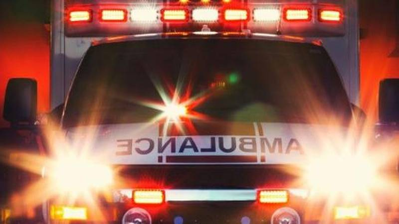 A man was sent to the hospital after nearly drowning in the ocean Sunday afternoon, according...