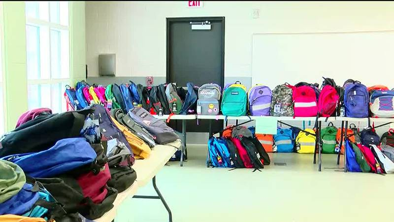 Horry County offers free supplies for students heading back to school