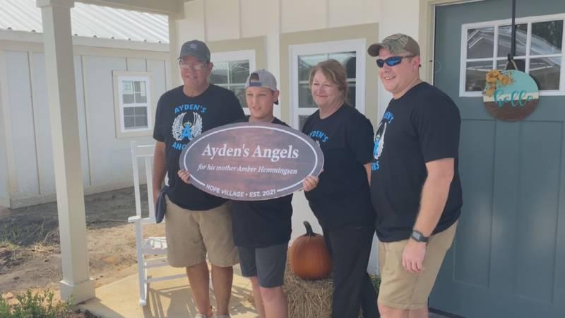 Ayden's Angels