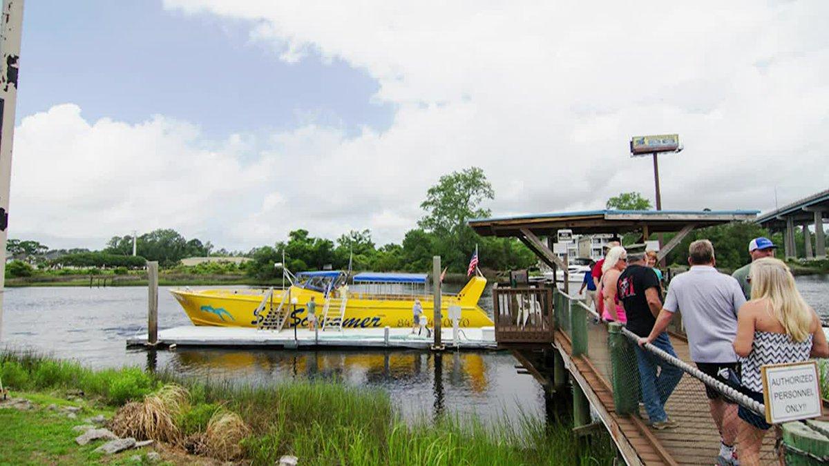 My Carolina Hometown: Little River Sea Screamer