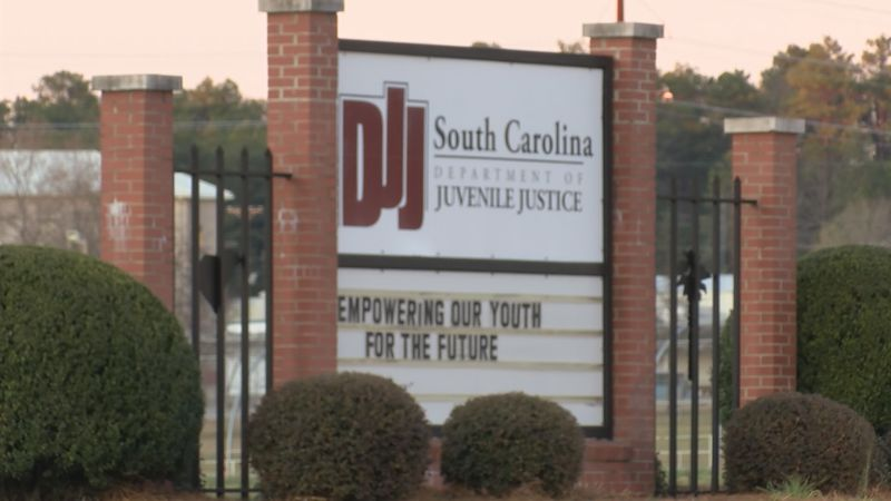 South Carolina Dept. of Juvenile Justice