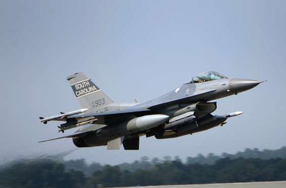 Source: South Carolina Air National Guard.