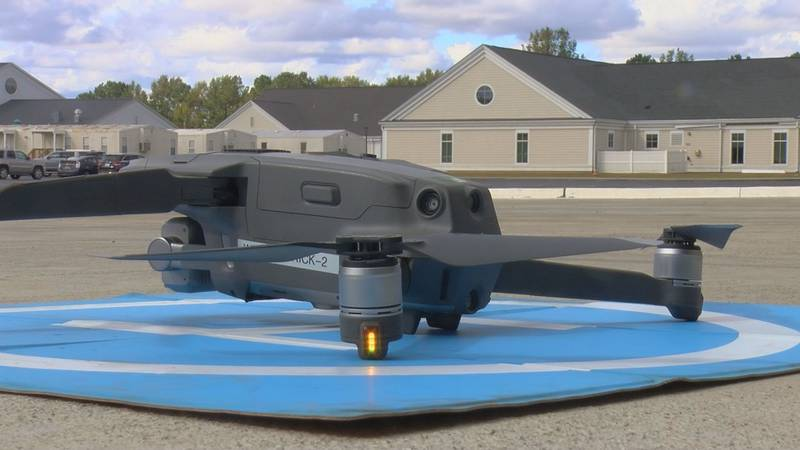 Thermal drone