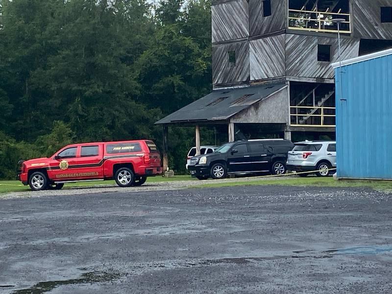 Body found at Hannah-Salem-Friendfield Fire Station