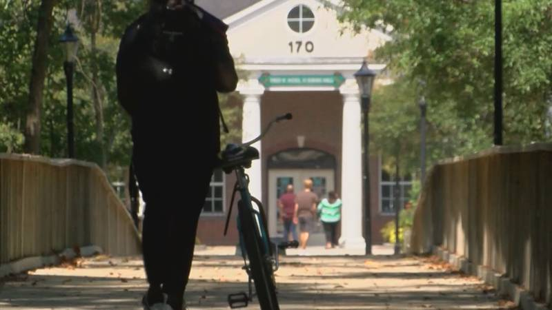 The school launched a voluntary incentive program in order to encourage more Chanticleers to...