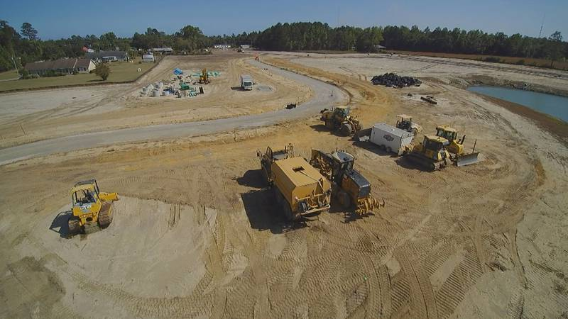 Development in Horry County