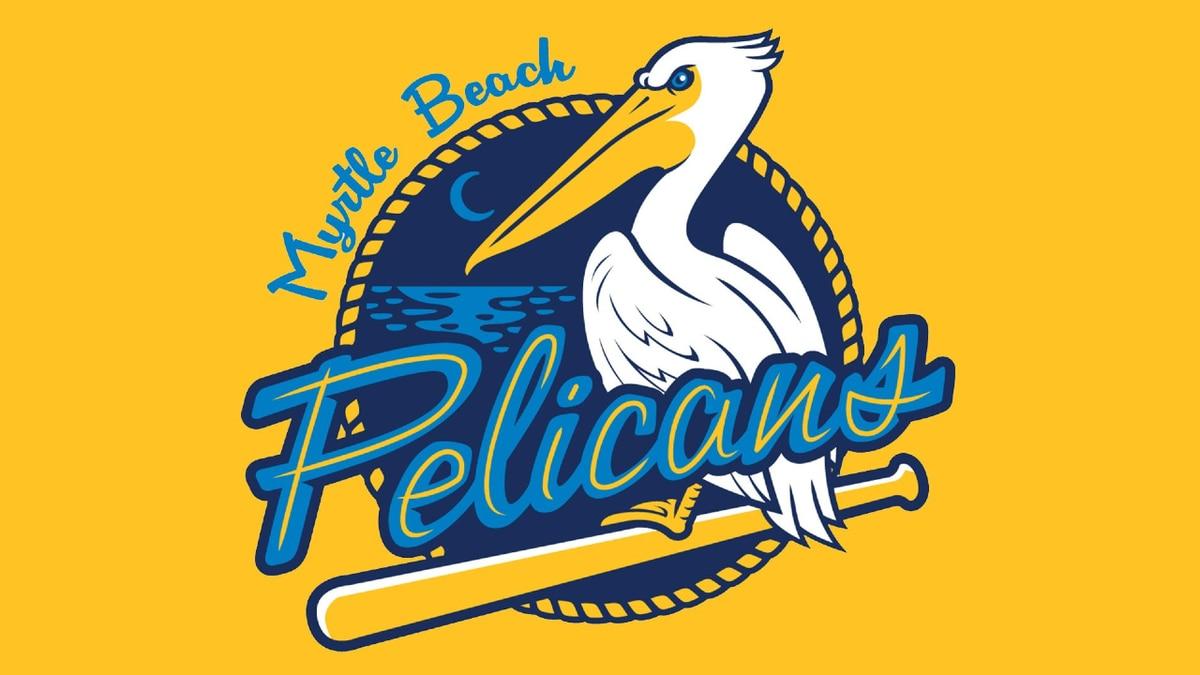 Myrtle Beach Pelicans Logo
