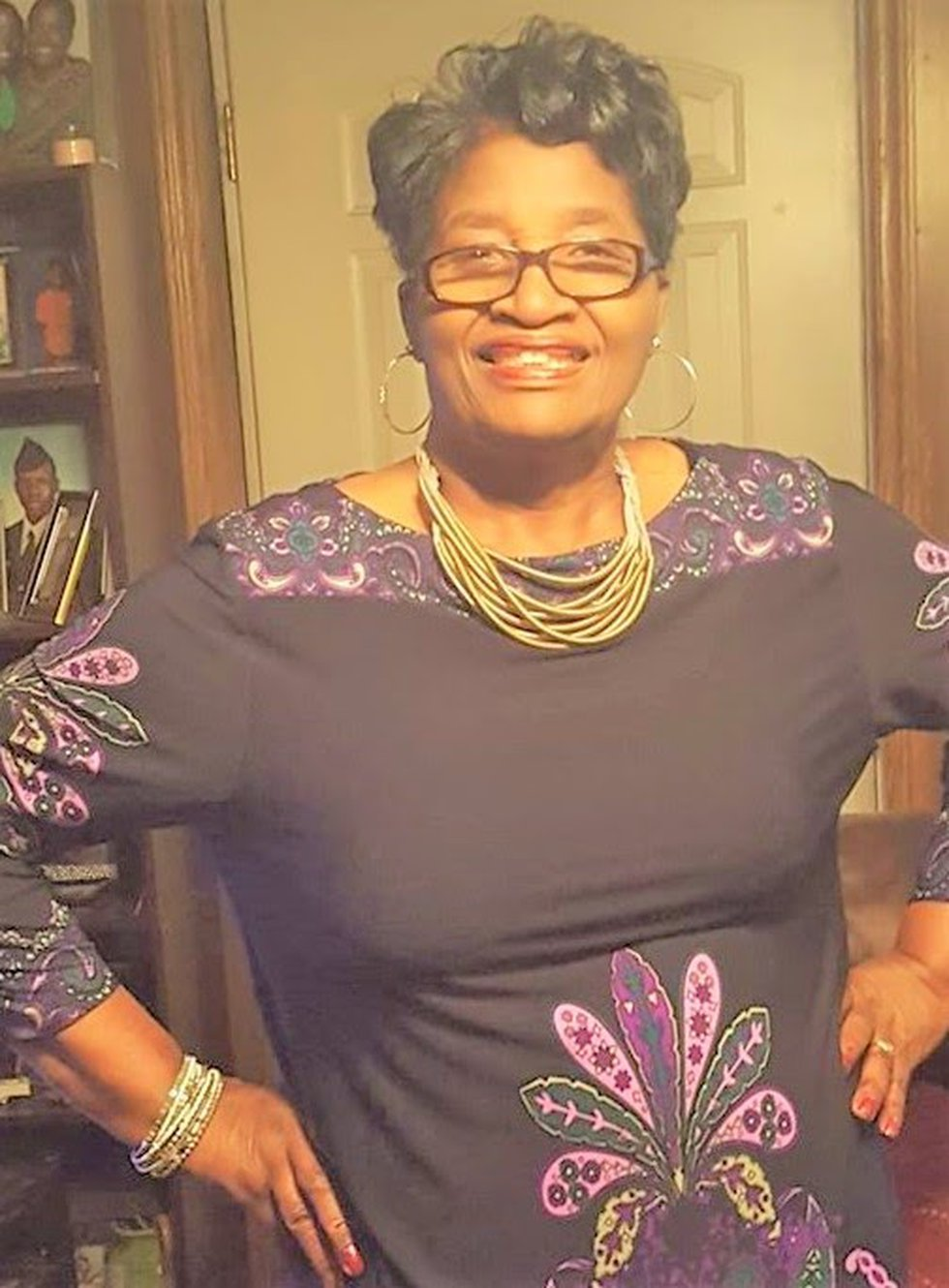 Twins sisters and children test positive for COVID-19. Their mother, Deloris Greene dies from...
