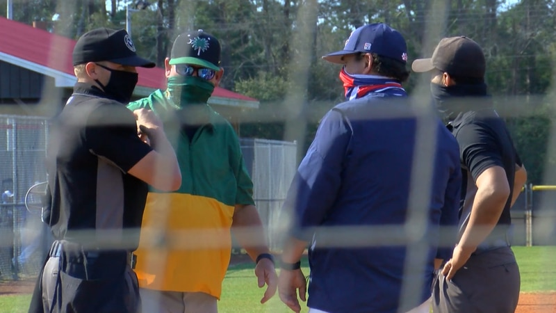 Myrtle Beach took down Cheraw 10-6 in day one of the Coastal Invitational Tournament.
