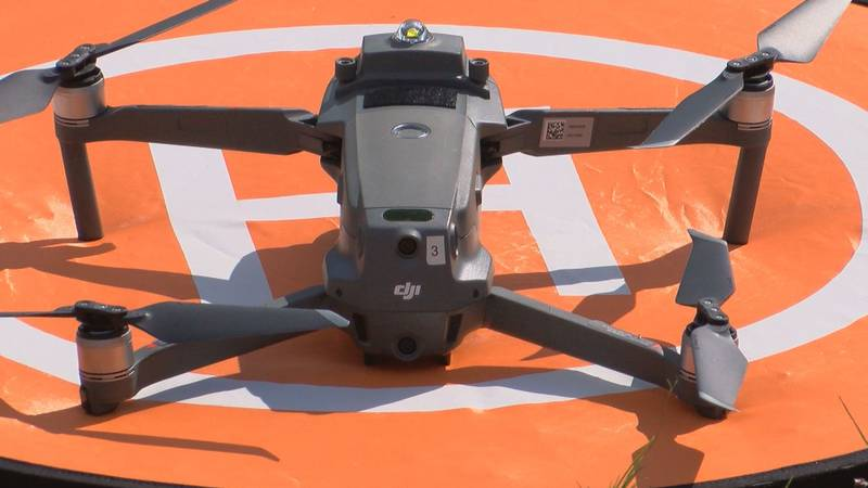 The Myrtle Beach Fire Department has added four new drones to its fleet.