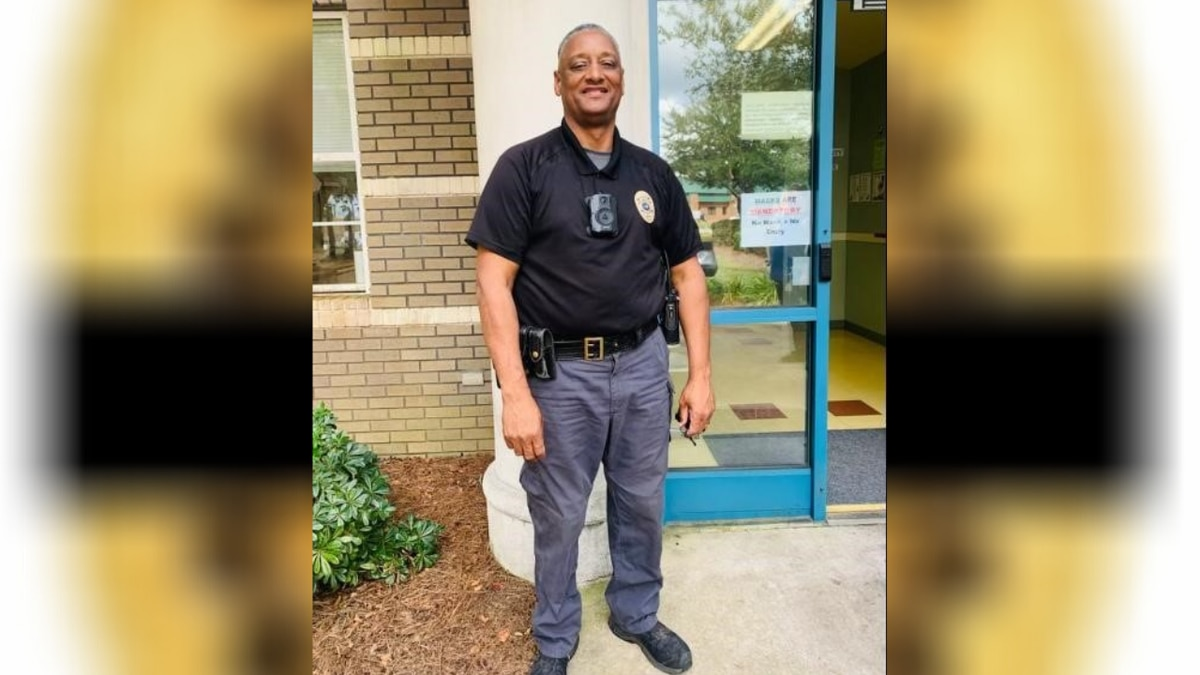 Horry County police LCpl. Melton Gore was killed in the line of duty along Highway 22 on...
