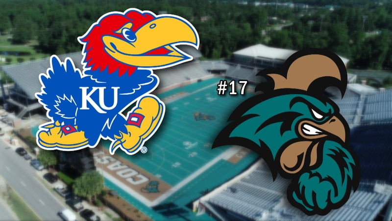 This will be the first time the Chants host a Power 5 opponent.