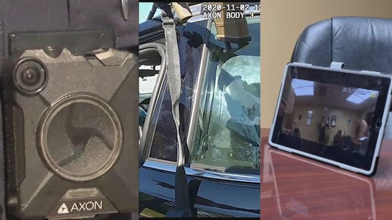 Body worn camera footage availability