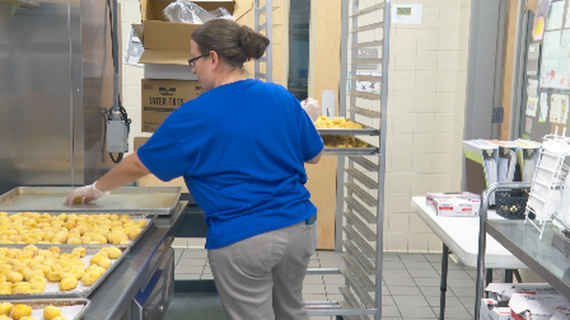 About one in seven children in South Carolina are considered food insecure, according to...