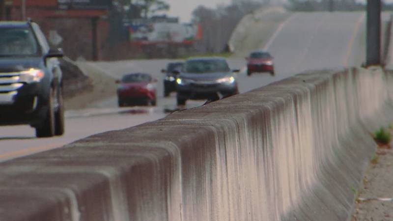 Roads are among the priorities for county officials.
