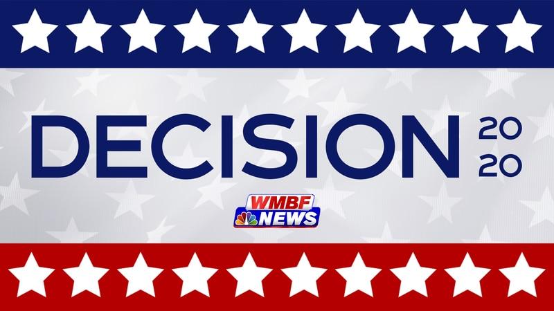 Decision 2020 graphic