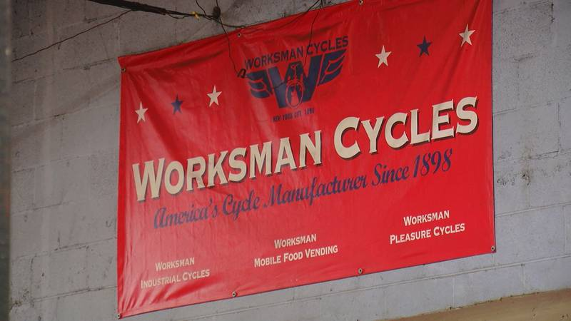 Oldest American bike manufacturer churning out cycles in Conway.