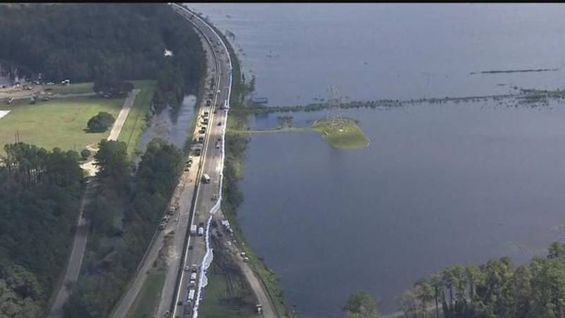 GF Default - Officials announce flood prevention project along Highway 501 75% complete
