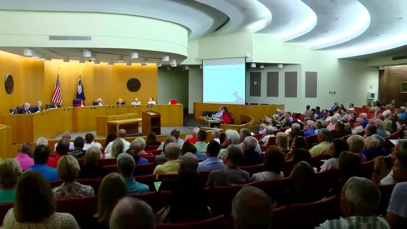 Myrtle Beach City Council voted down a proposed road in Grand Dunes (Source: WMBF News)