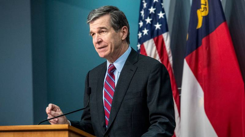 North Carolina Gov. Roy Cooper issued new recommendations, following up on the CDC's new...