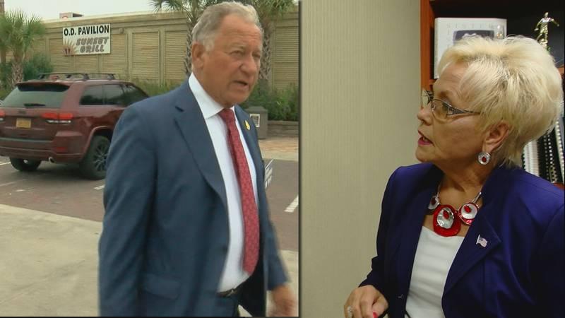 Mayor Marilyn Hatley has served as North Myrtle Beach's Mayor since 2001. Wayne Troutman, has...