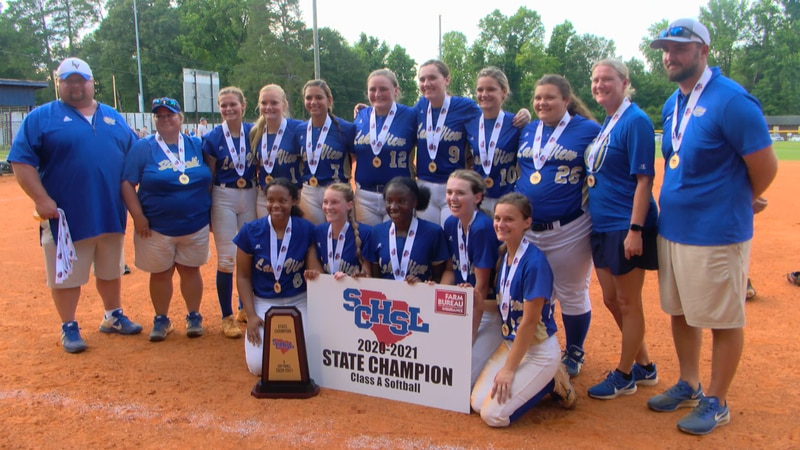 Lake View softball defeats Dixie to win Class 1A state championship