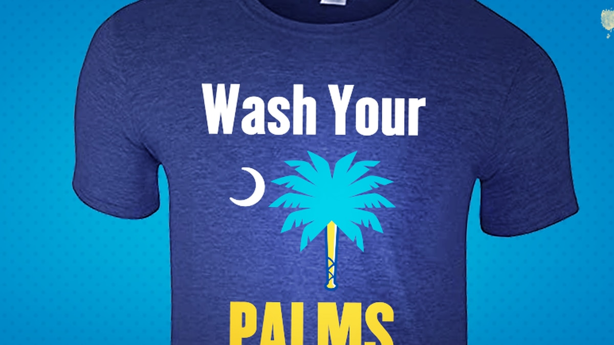 The Pelicans are selling these shirts for COVID-19 relief.