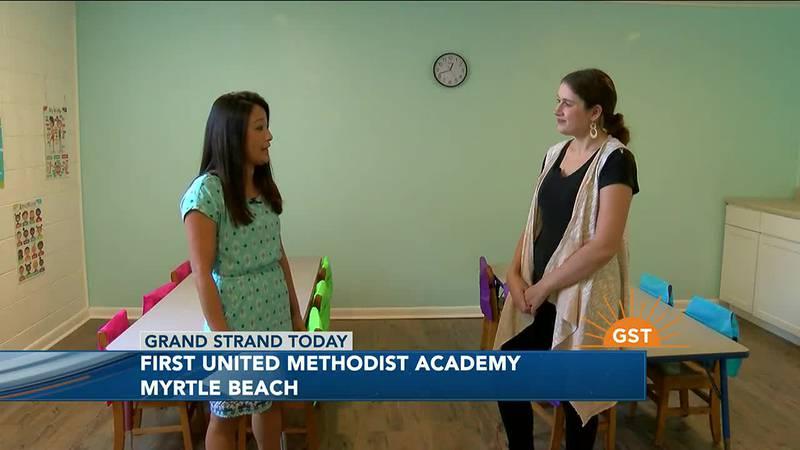 Kindergarten Academy at First United Methodist Church