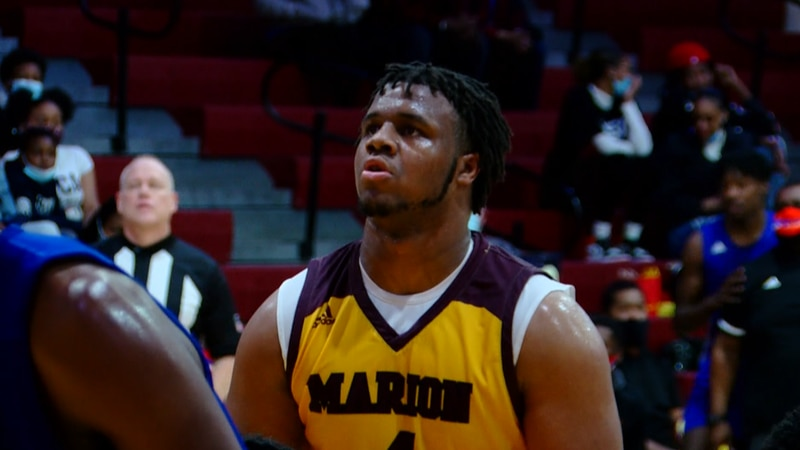 Marion star and future Gamecock football player TJ Sanders was named to the Class 2A All-State...