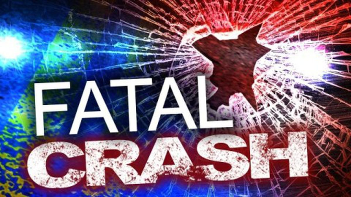 One person is dead after a car crash near Conway.