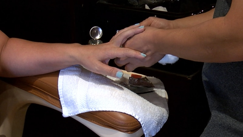 WMBF News investigates if getting your nails done is putting your health in jeopardy (Source:...