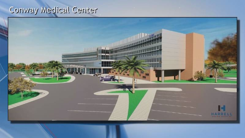 CMC has plans to build a new hospital along International Drive.