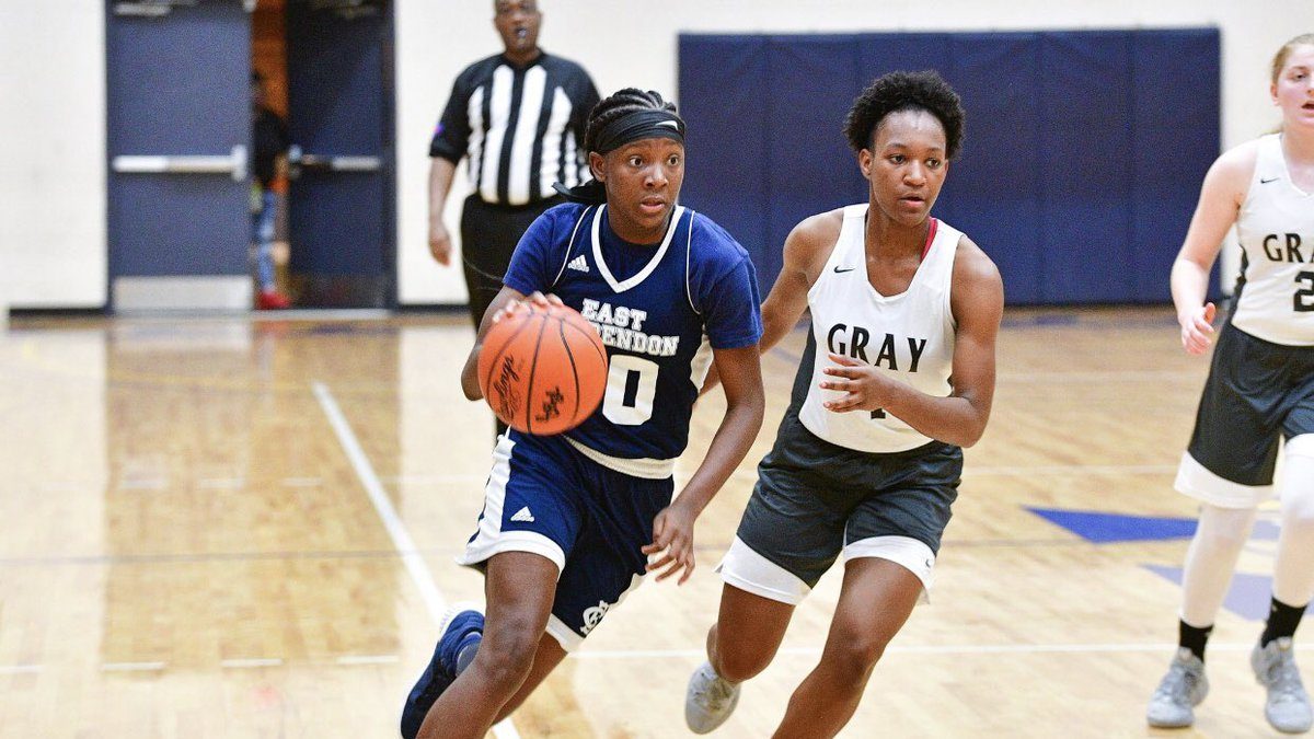 East Clarendon's Talaysia Cooper