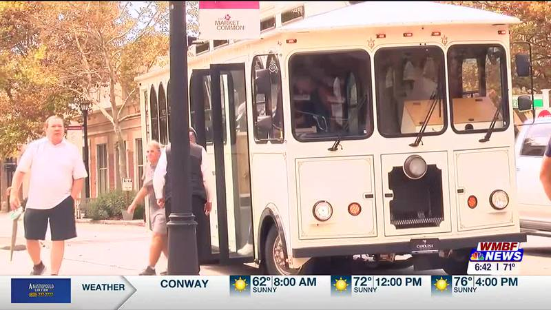 Myrtle Beach History Trolley Tours
