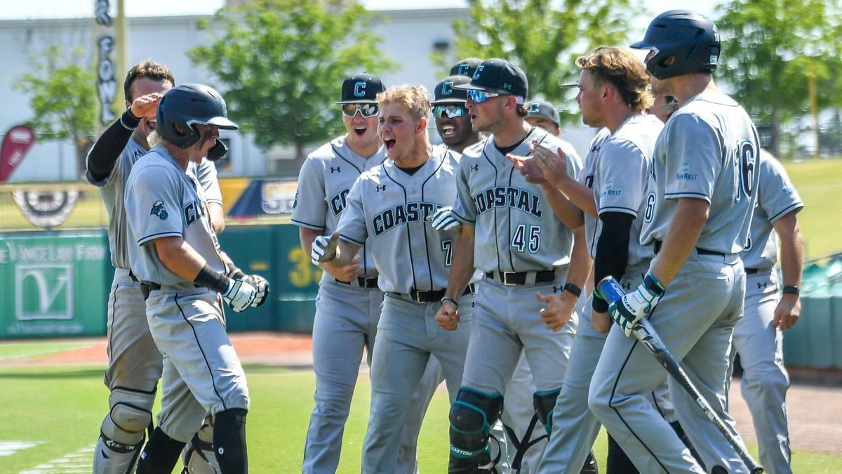 CCU second baseman hit a home run and had a game-high 4 RBI in the win.
