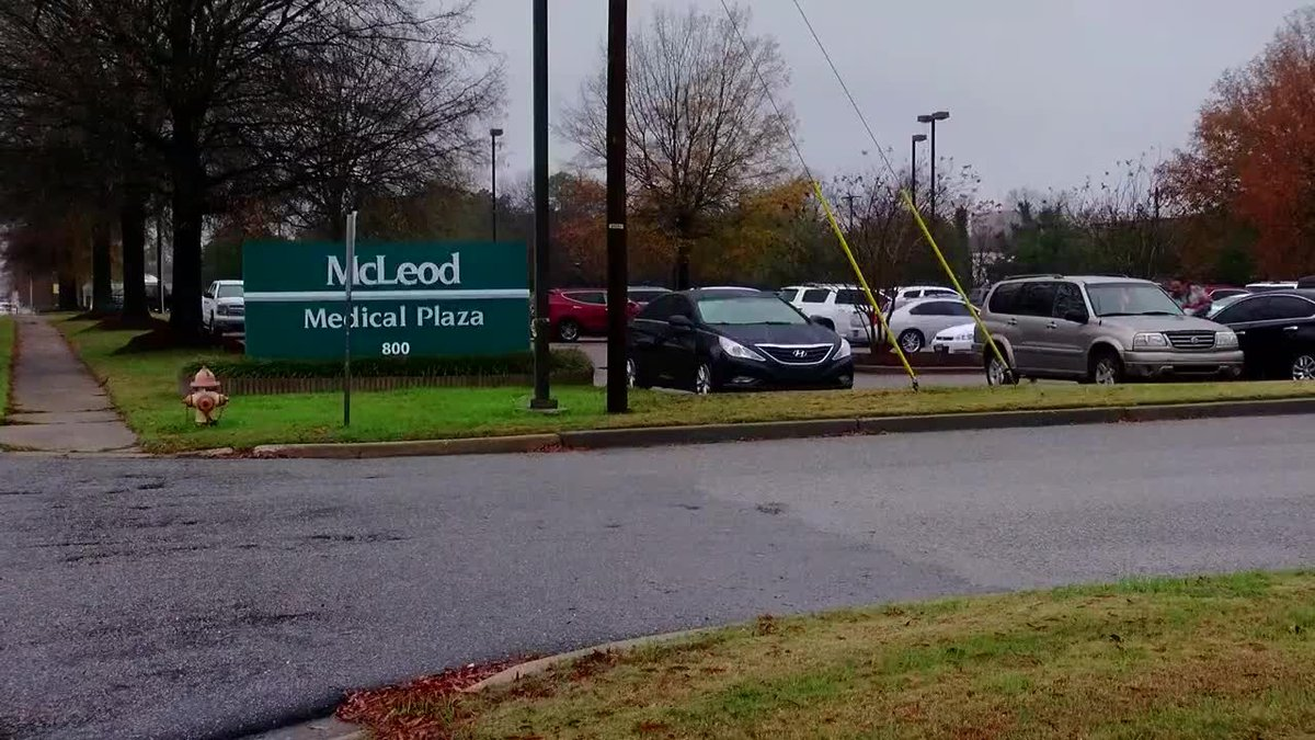 Two people were killed in a shooting Monday morning near McLeod Medical Plaza in Florence...