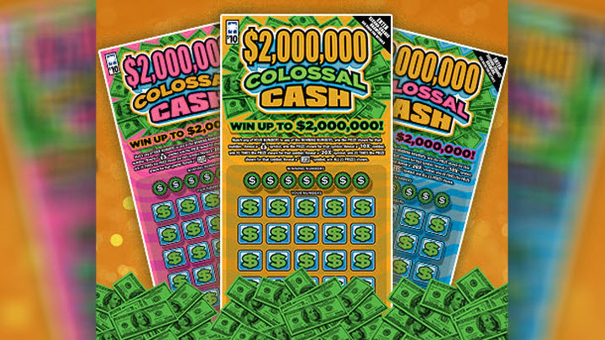 A man in Chester, S.C. recently made history when he won $2 million on a lottery ticket, the...